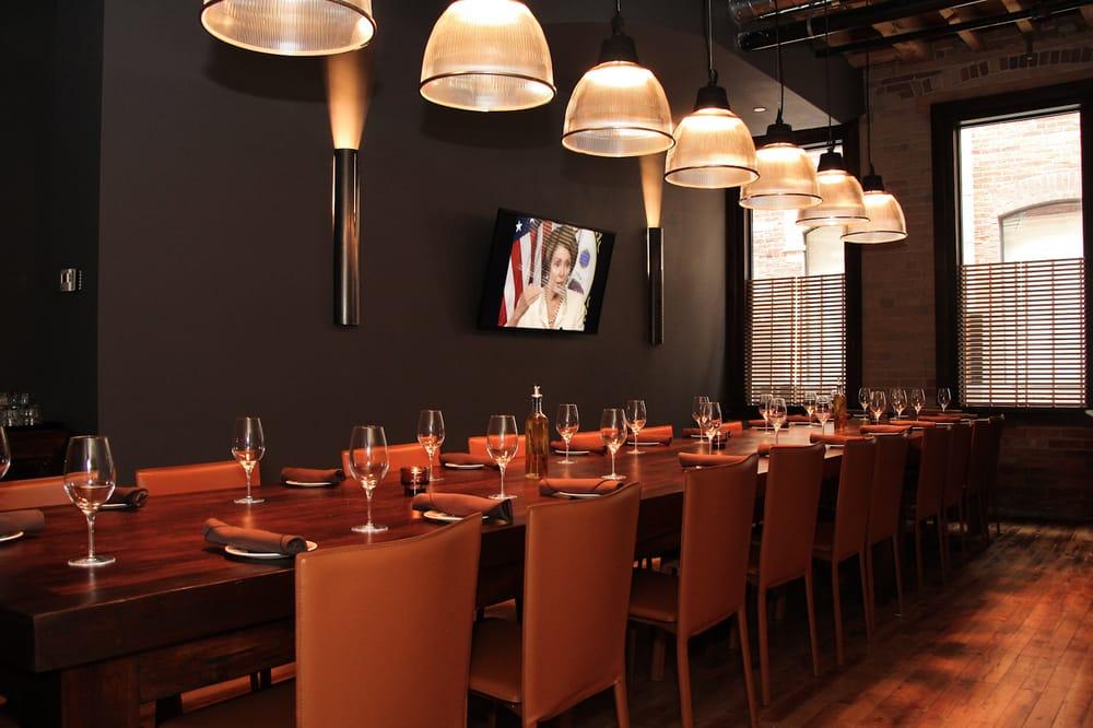 Cibo Restaurant King St Toronto