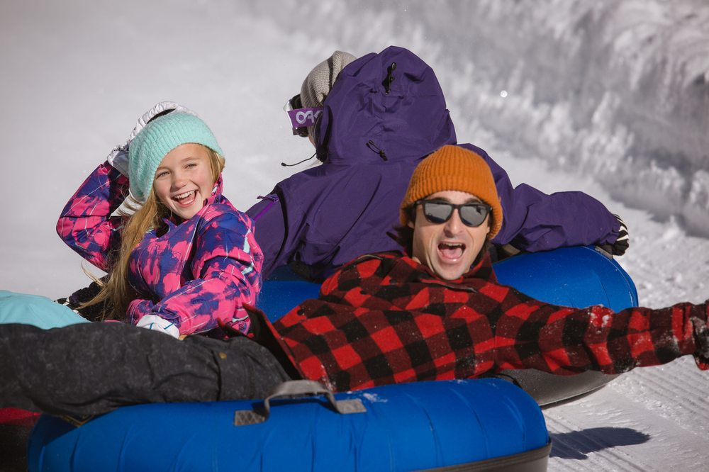Woolly's Tube Park: 9000 Minaret Rd, Mammoth Lakes, CA