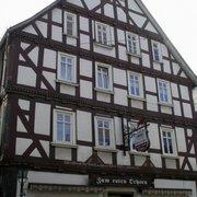 Zum Hirsch Geschlossen Deutsch Königstr 54 Bad Laasphe