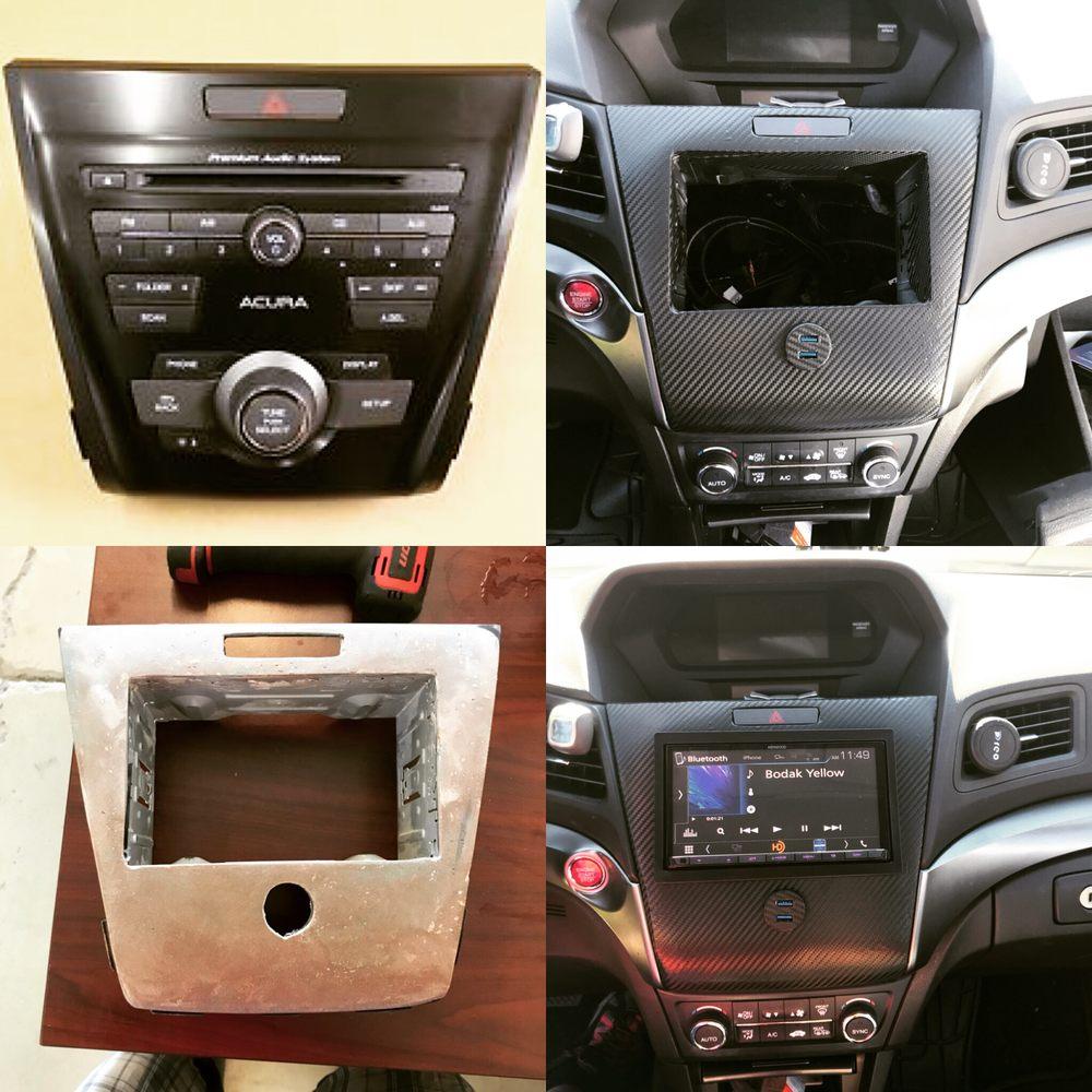 2014 Acura ILX Custom Radio Install