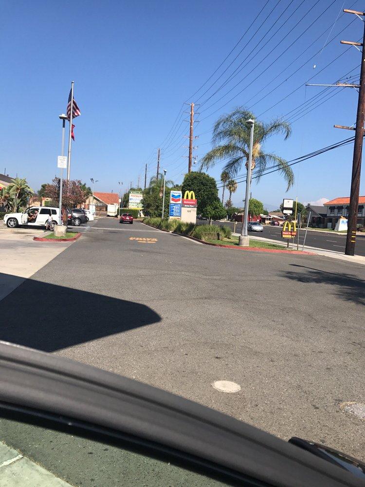 Chevron: 105 E Katella Ave, Orange, CA