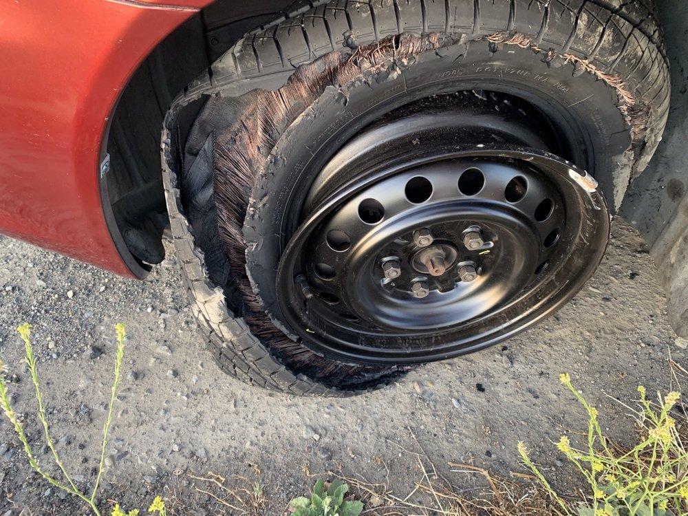 American Wheel & Tire: 165 S 6th St, Coalinga, CA