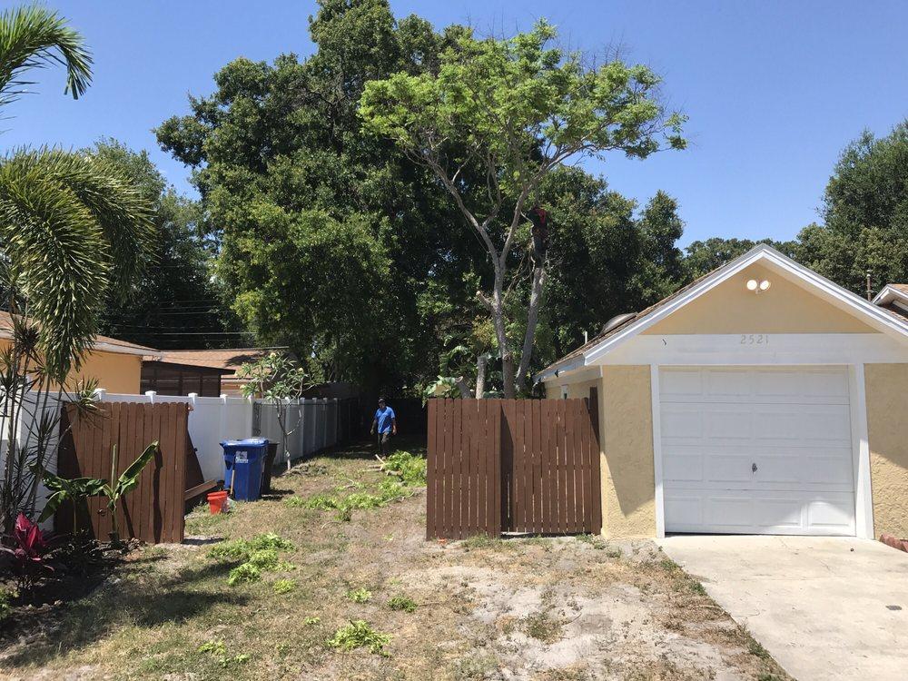 Sherwood Tree Service: Seminole, FL