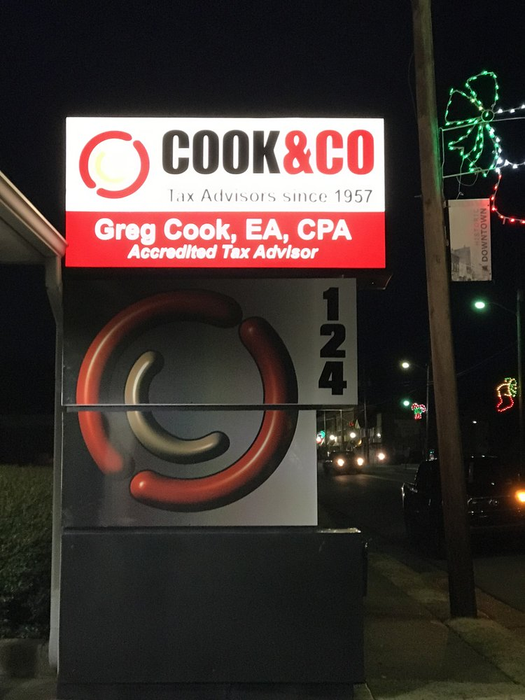 Cook & Co: 124 S Main St, Arab, AL