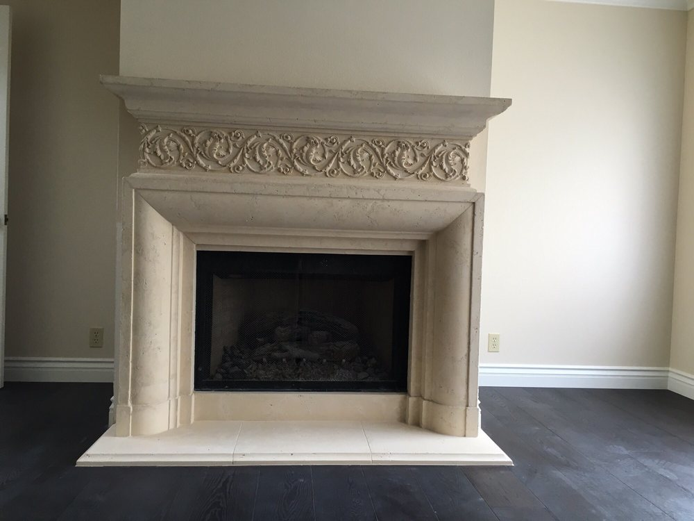 Excellent Isnt The Medici Mantel Installed By Elegant Mantel Simply Home Interior And Landscaping Ologienasavecom
