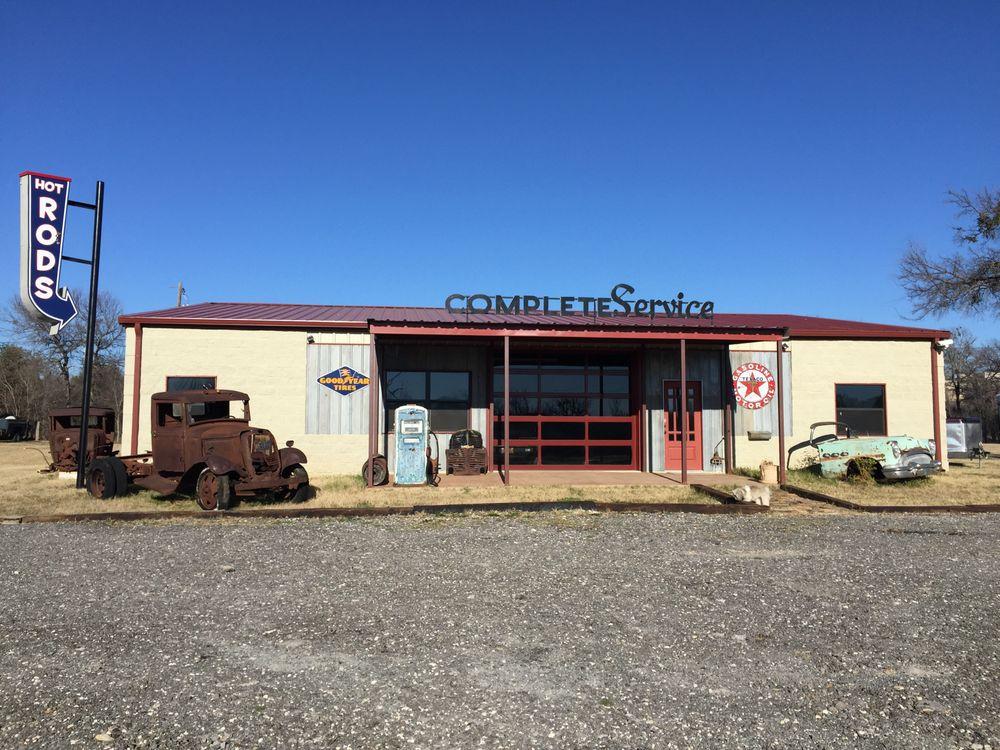 Champion Storage: 215 Corporate Dr, Granbury, TX