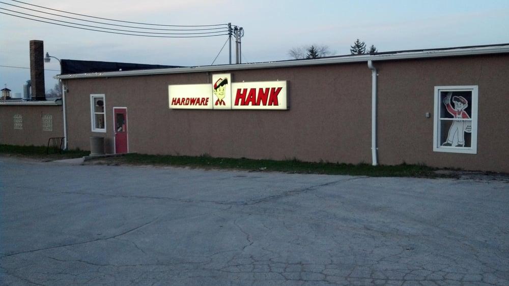 Denmark Hardware Hank: 116 Broadway St, Denmark, WI