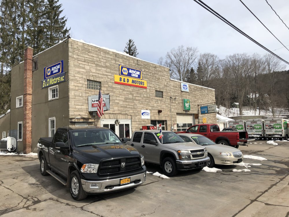 B & D Motors: 885 Main St, Margaretville, NY