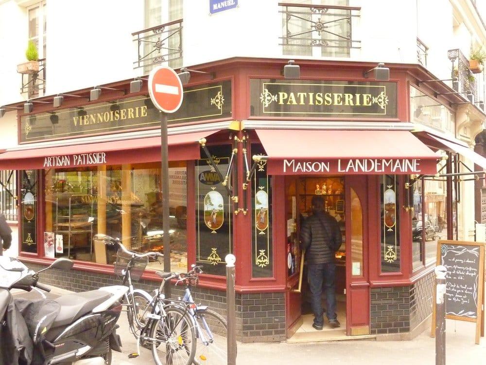 Maison landemaine 21 fotos 20 beitr ge b ckerei 26 for Restaurant miroir rue des martyrs