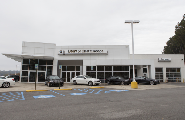 bmw of chattanooga 6806 e brainerd rd chattanooga, tn auto dealers