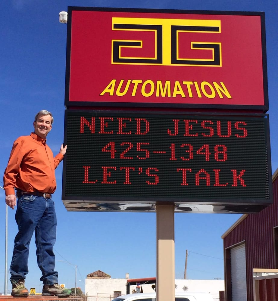 GTG Automation: 700 SW Avenue A, Andrews, TX