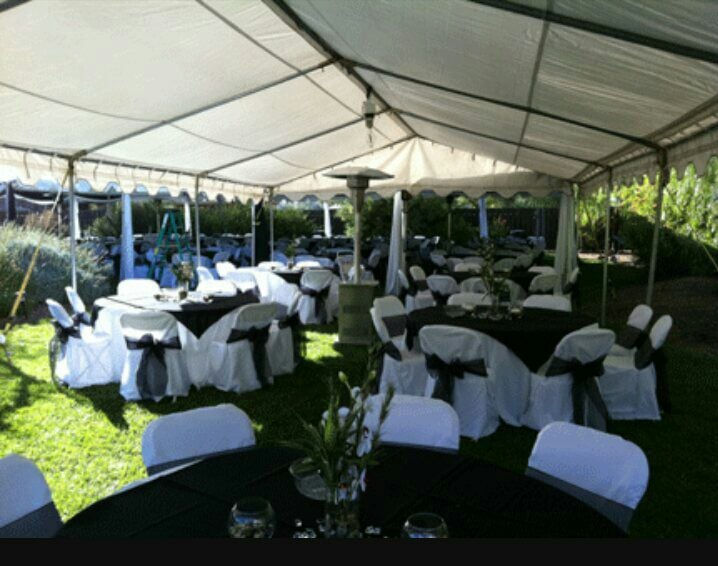 J & M's Party Rentals WE DELIVER! Orange Street, Redlands, CA () () Welcome. If you are looking for Party Supplies, Inflatables, Tents, Canopy or Wedding Necessities you are in the right place for the best prices! photos of some of our rentals in use.