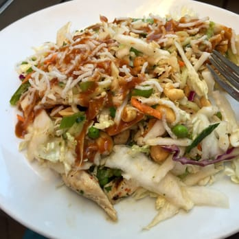 How Many Calories In California Pizza Kitchen Thai Crunch Salad ...