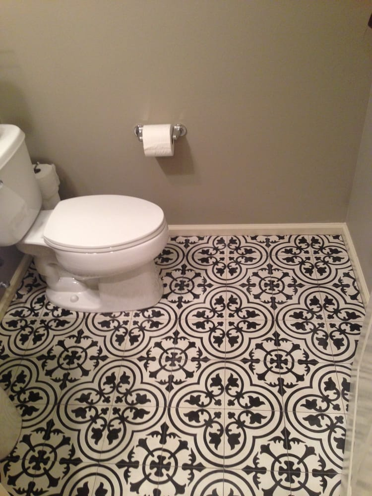 example of my granada tiles that jason from burns tile stone