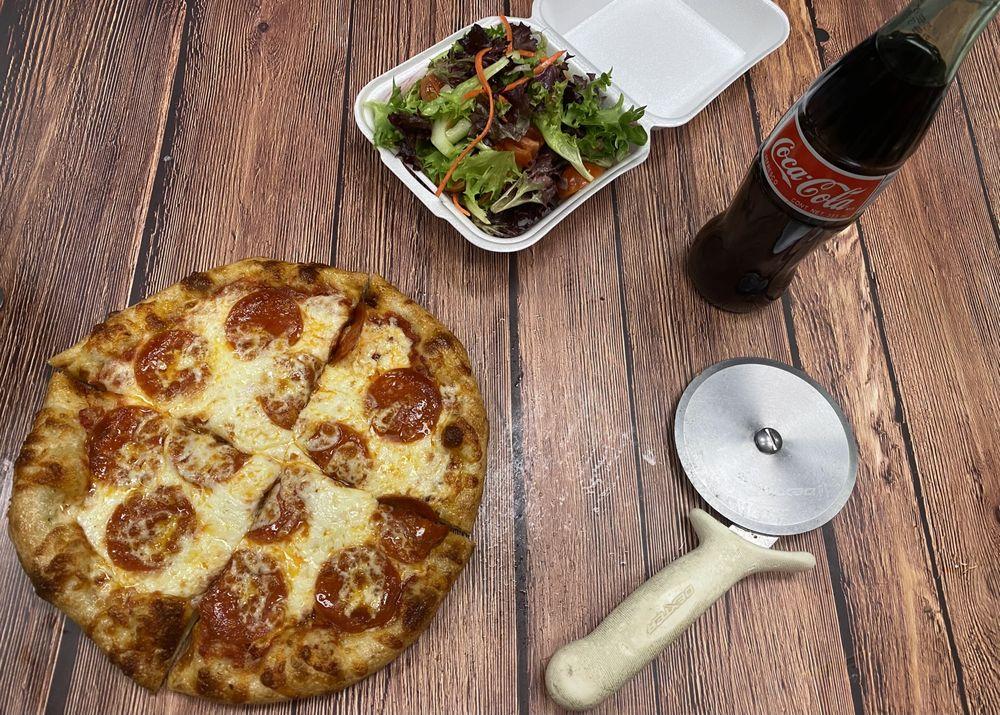 Tony Maroni's Pizza: 22310 NE Marketplace Dr, Redmond, WA
