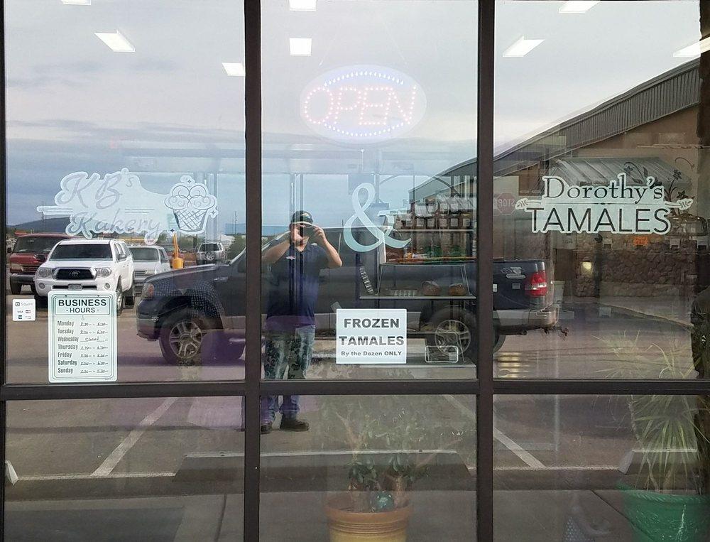 Kb's Kakery & Dorothy's Tamales: 331 US Hwy 285, Fairplay, CO