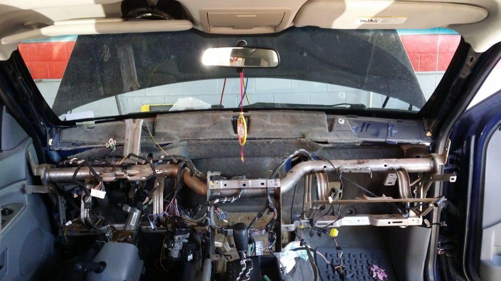 O on Jeep Cherokee Heater Core