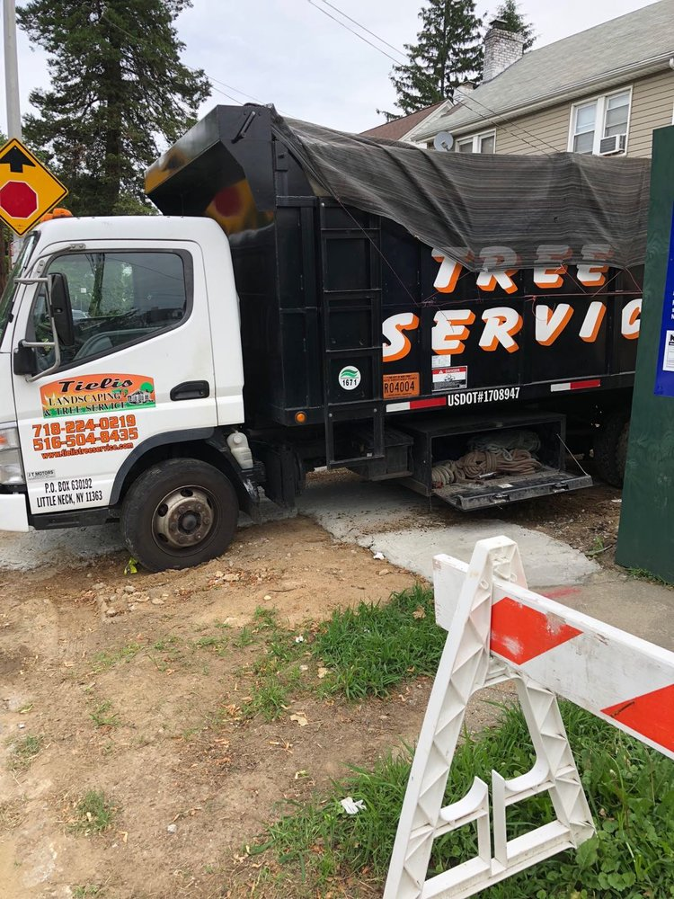 Tielis Landscaping and Tree Service