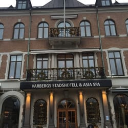 Photo Of Varbergs Stadshotell Asia Spa Varberg Sweden Entrén Mitt På