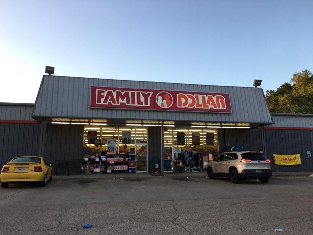 Family Dollar: 522 W Corsicana St, Athens, TX