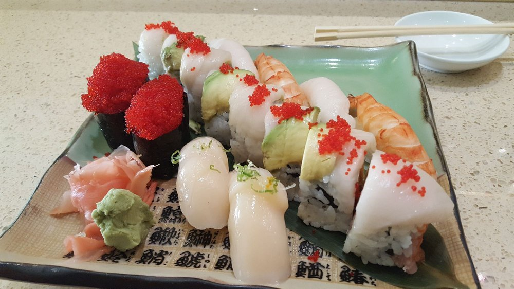 Okeno Sushi: 451 Glen Dr, Shirley, NY