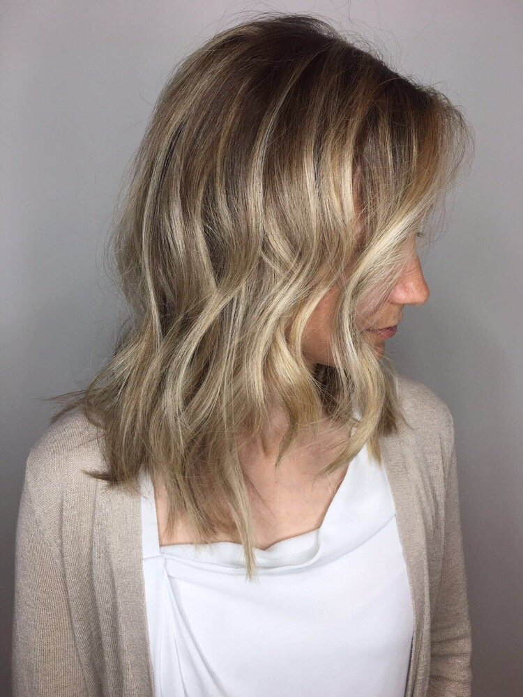 Balayage And Haircut Atmabeauty Atmabeauty Teamatma