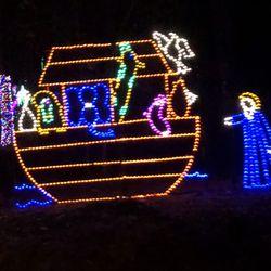 Drive Thru Christmas Lights.Candy Cane Lane Drive Thru Christmas Light Park 61 Photos
