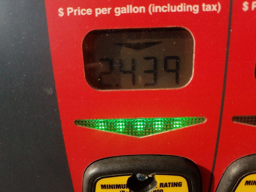 Kroger Fuel Station: 1408 Knox Ave, North Augusta, SC