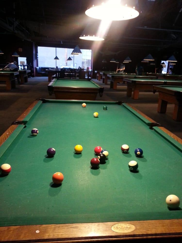 Thalassa Closed 121 Photos Pool Halls Downtown