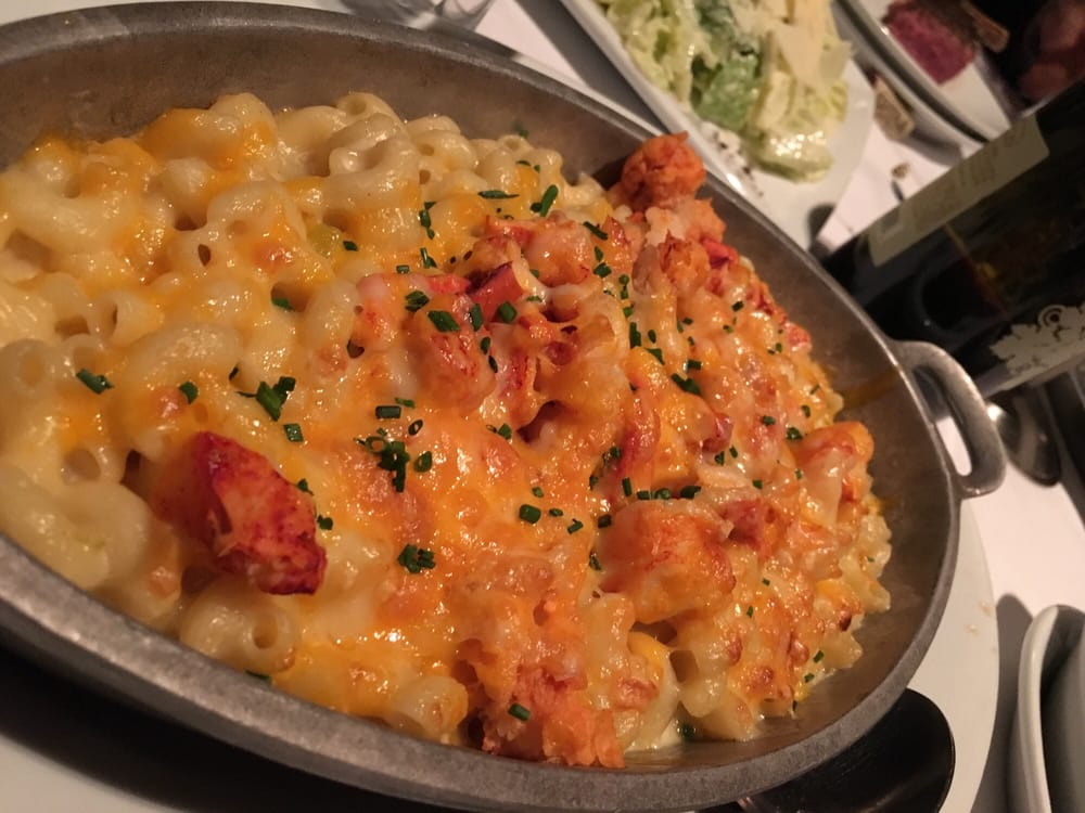 Lobster Mac and cheese - Yelp