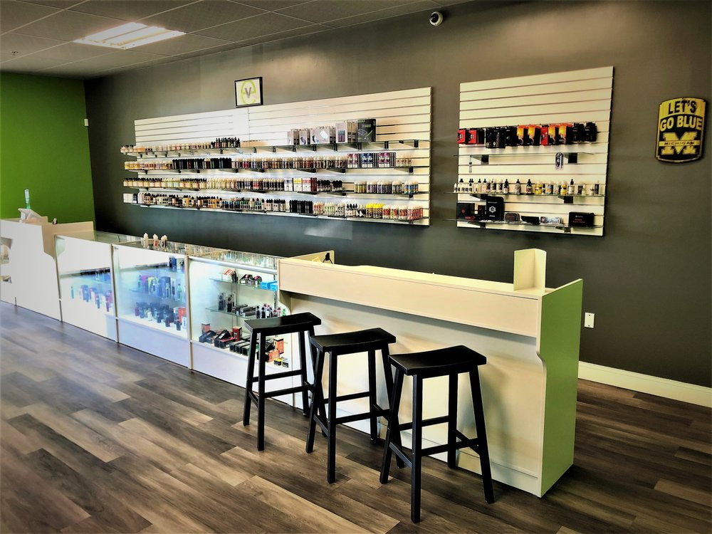 Essential Vapors & CBD: 205 Columbia Ave, Lexington, SC
