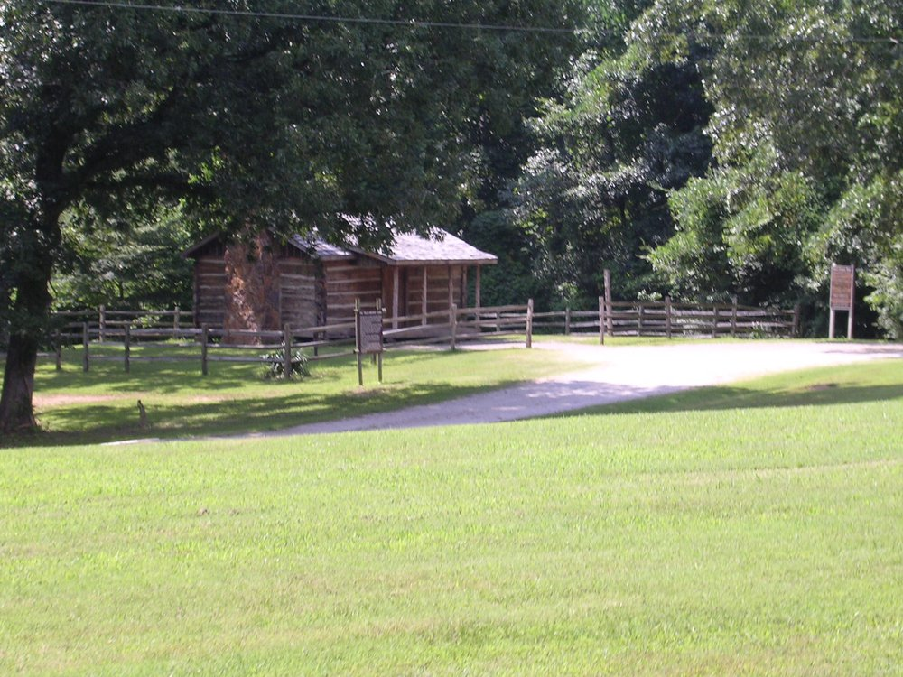 Chickasaw State Park: 20 Cabin Ln, Henderson, TN