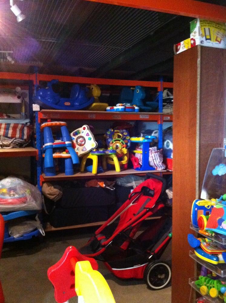 The Toy Rental Club