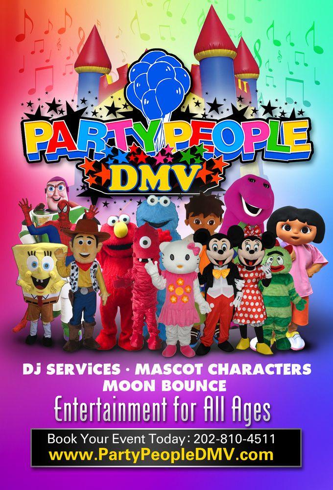 Party People DMV