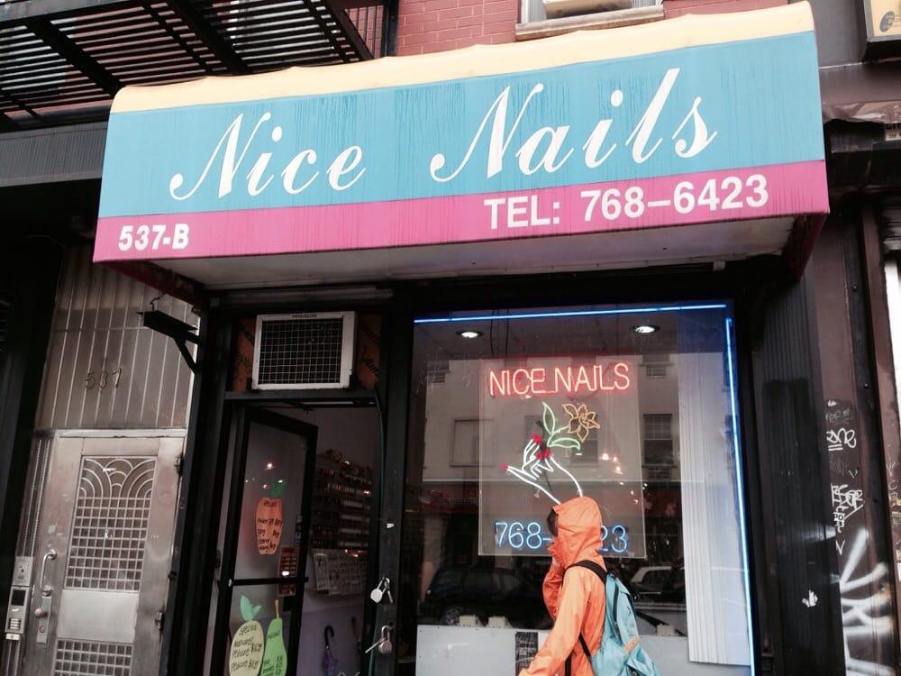 Nice nails salon 13 reviews nail salons 537 5th ave for 5th ave nail salon