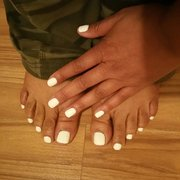 Gel Photo Of Py Nail Bar And Spa Baltimore Md United States