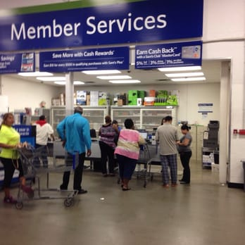photo of sams club houston tx united states slowest member services employees