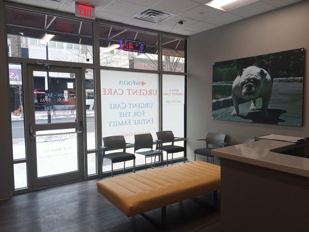 InFocus Urgent Care - New Brunswick: 335 George St, New Brunswick, NJ