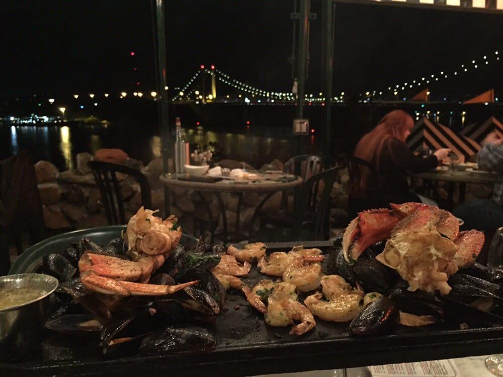 Nice view yelp for Dead fish crockett