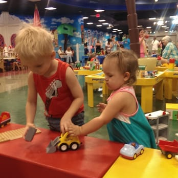 Photo Of Playmobil Funpark Palm Beach Gardens Fl United States Kiddos At