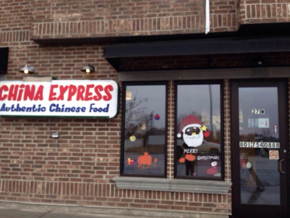 China Express: 27 W Main St, Santaquin, UT