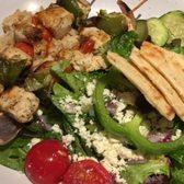 Zoes Kitchen Chicken Kabob zoe's kitchen - 17 photos & 38 reviews - mediterranean - 1810 s