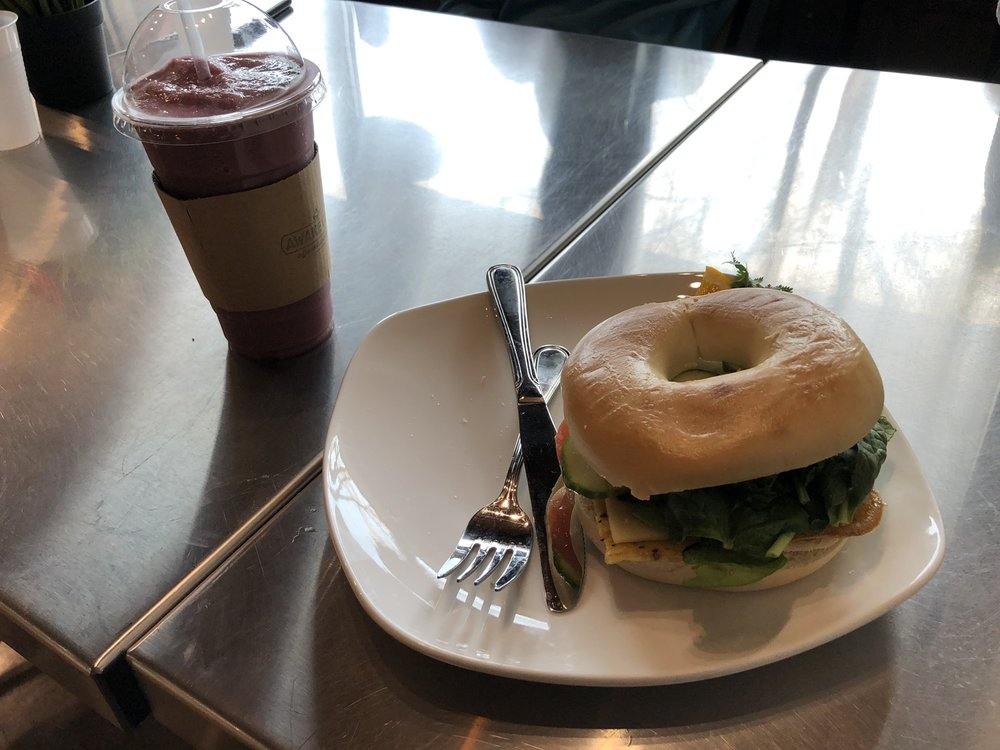 AWAKE Cafe Detroit: 4224 3rd St, Detroit, MI