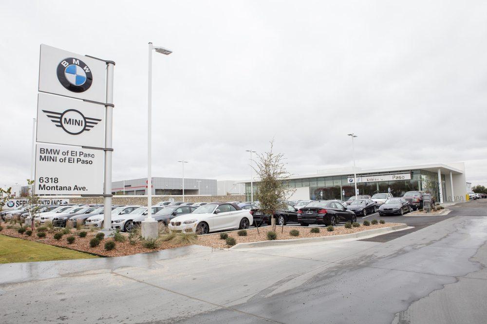 BMW New & Used Luxury Car Dealership in El Paso TX   BMW of