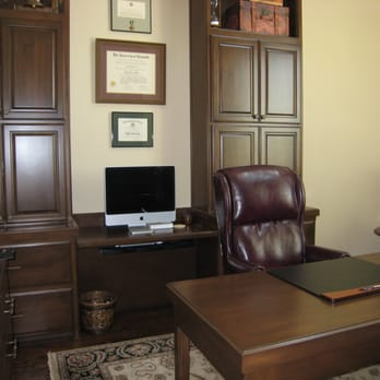 Photo Of Wood Gem   Dallas, TX, United States. Home Office With 10