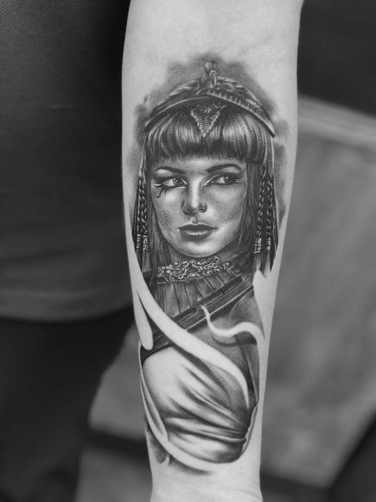 Level Up Tattoo Studio: 922 1st Ave N, Great Falls, MT