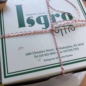 Isgro S Birthday Cakes