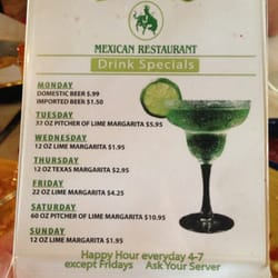 Rodeo Mexican Restaurant 47 Reviews Mexican 2801 N