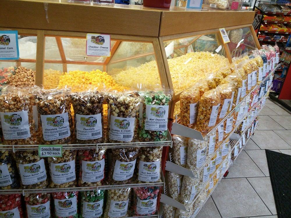 Ozark Mountain Popcorn: 1433 S Glenstone Ave, Springfield, MO