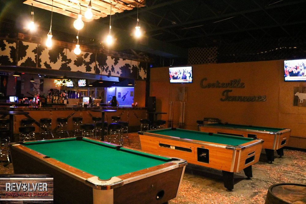 Revolver Dance Hall & Saloon: 565 S Jefferson Ave, Cookeville, TN
